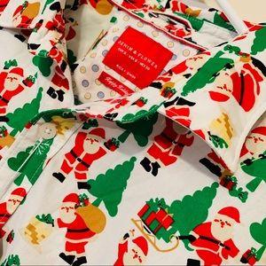 Denim & Flower Christmas Shirt - Ricky Singh